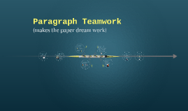Paragraph Teamwork