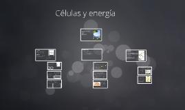 Células y energía