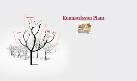 Kompozisyon Planı