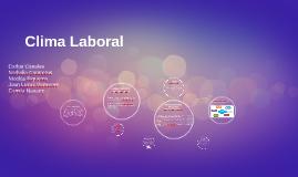 Copy of Clima Laboral