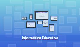 Informática Educativa - UDLA