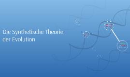 Die Synthetische Theorie