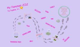 My Summer 2012