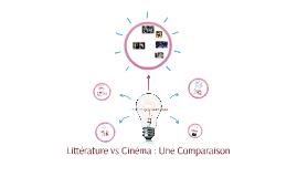 Littérature vs Cinéma : Une Comparaison