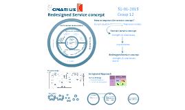 Improved service concept Bonarius