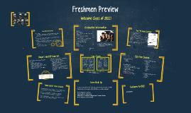 Copy of Freshmen Preview