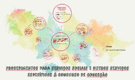 Serviços sociais e outros serviços específicos / concurso de conceção