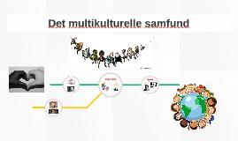 Det multikulturelle samfund