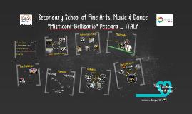 """Liceo artistico statale """"Misticoni-Bellisario"""""""