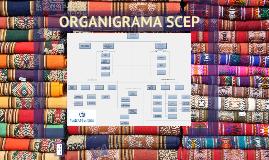 Organigrama SCEP