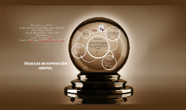 Copy of TECNICAS DE EXPOSICION GRUPAL