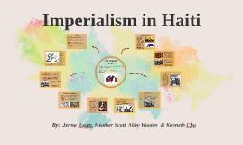 Imperialism in Haiti
