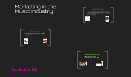 Music Industry Marketing