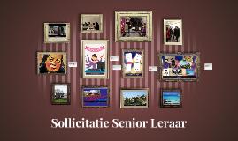 Senior Leraar 2017