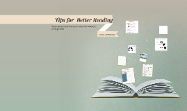 Tips for  Reading  Articles and Textbooks