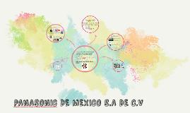 PANASONIC DE MEXICO S.A DE C.V