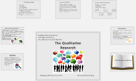 The Qualitative Research