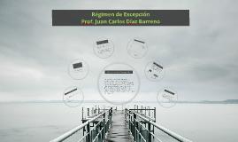 Copy of Regimen de Excepción