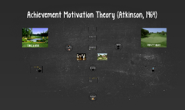 Learning Outcome 1 - Achievement Motivation Theory (Atkinson, 1964) 1/2