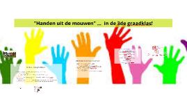 Copy of Copy of Op ontdekkingstocht in de 3e graadklas!