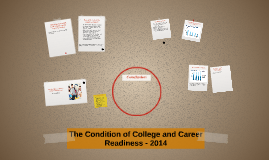 The Condition of College and Career Readiness 2014