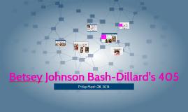 Betsey Johnson Bash-Dillard's 405