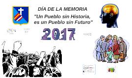 Copia de DÍA DE LA MEMORIA