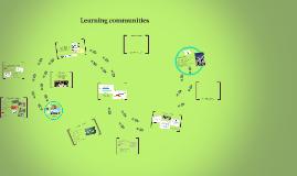 Learning communities at Shrewsbury College