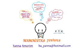 Hermenêutica Apresentacao