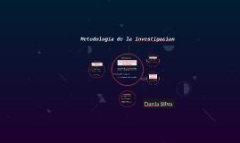 Metodologia de la investigacion