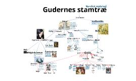 Copy of Nordisk mytologi - Gudernes stamtræ