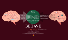 (c) Sapolsky Behave Chapters 5&6