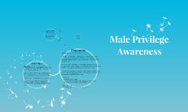 Male Privilege Awareness