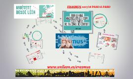 Copy of Erasmus 17/18