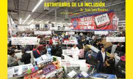 Las estrategias de la inclusión