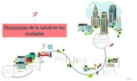 Promocion de la salud en las ciudades