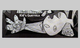 Kids Guernica