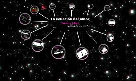 Copy of La ecuación del amor