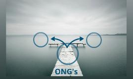 ONG's