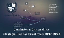 Jenkinstown City Archives