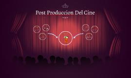 Post Produccion Del Cine