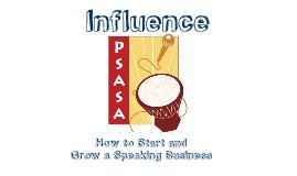 Influence Bootcamp 2016
