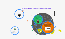EL HARDWARE DE LOS COMPUTADORES