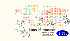 Ports of Indonesia