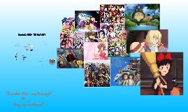 Copy of Anime and Manga