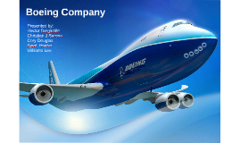 "Copy of Edited Case Study # 2 :  "" Boeing Company"""
