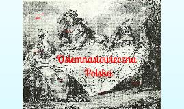 Osiemnastowieczna Polska