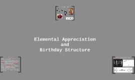 Elemental Appreciation