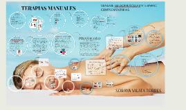 TERAPIAS MANUALES