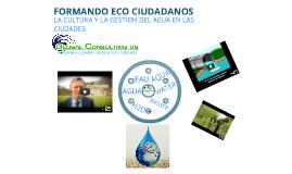 Formando Eco-Ciudadanos